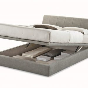Strom Double Size Bed  with Lift Up Storage