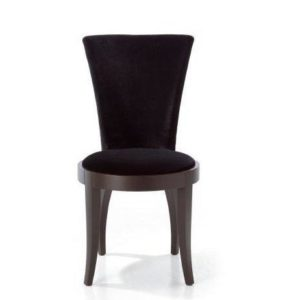 Mets Round Back Chair