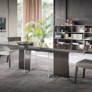 Athens Gloss Dining Table