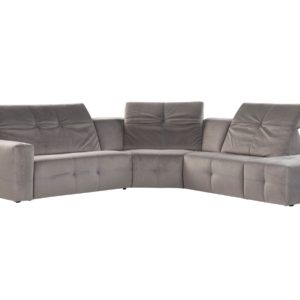 Michael Sofa Armless with Sliding Seat 88cm Wide