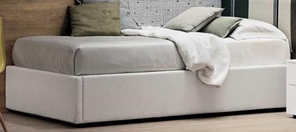 Letter Small Double Bed Base