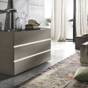 Selecta 3 Drawer Chest